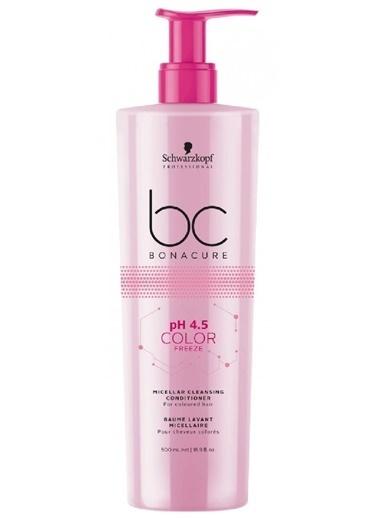 Bonacure pH 4.5 Color Freeze Cleansing Temizleme Kremi 500ml Renksiz